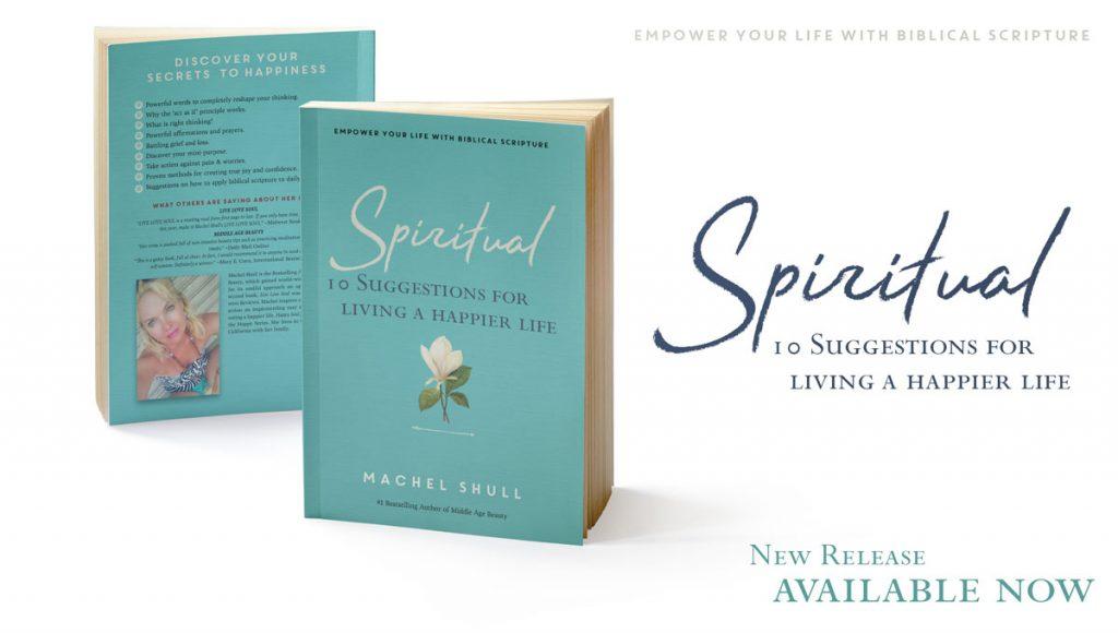 Spiritual-Spiritual books to read-bestseller-Machel Shull