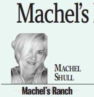 machels ranch column