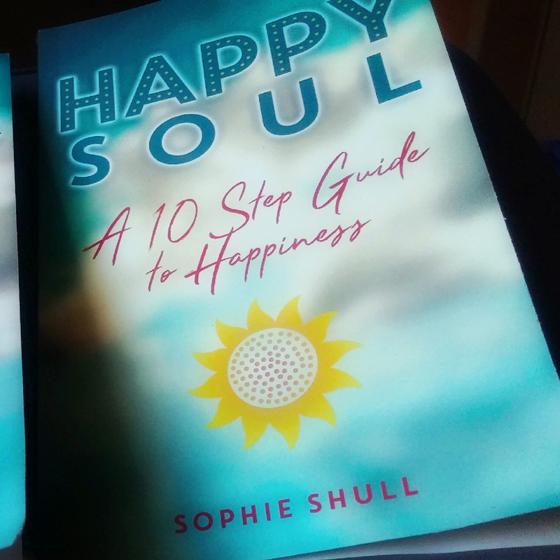 Happy Soul Book, Sophie Machel Shull