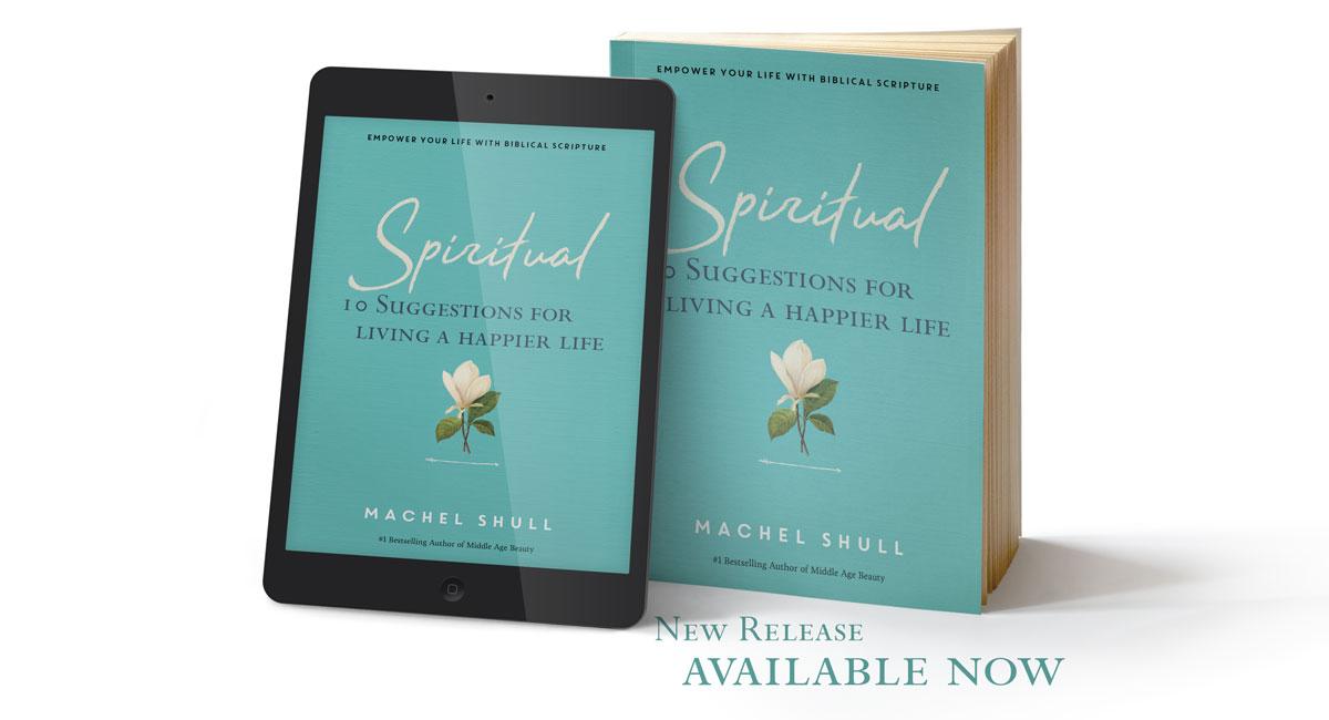 Spiritual Book by Machel Shull